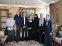 HÜDA PAR'dan Abdurrahman Dilipak'a ziyaret