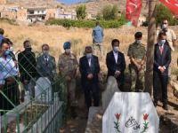 PKK'nın 27 yıl önce katlettiği 26 köylü mezarları başında anıldı