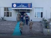 Afrin'den Van'a eylem amacıyla gelen PKK'lı tutuklandı