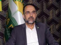 HÜDA PAR Genel Başkanı Sağlam'dan Muhsin Fahrizade için taziye mesajı