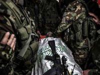 Gazze'de bir mücahid şehid oldu