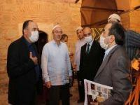 HÜDA PAR heyeti Mehmet Fırıncı'nın taziyesine katıldı