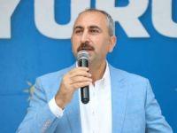"""Adalet Bakanı Gül: """"Türkiye vatandaşlarının hepsi bir tarağın dişleri gibi eşittir"""""""