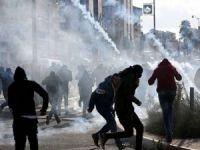 Tulkerem'in batısında çıkan çatışmalarda bazı Filistinliler yaralandı