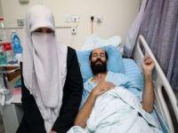 Filistinli esir 80 gündür açlık grevinde