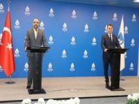 HÜDA PAR Genel Başkanı Sağlam'dan DEVA Partisi Genel Başkanı Babacan'a ziyaret