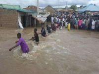 Nijerya'da sel felaketi: 185 ölü