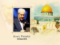 Kudüs şairi Nuri Pakdil vefatının ikinci yılında rahmetle anılıyor