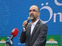 HÜDA PAR Genel Başkanı Sağlam'dan vatandaşlık tanımının değiştirilmesi çağrısı