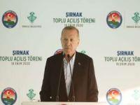 Cumhurbaşkanı Erdoğan'dan 'Minsk Üçlüsü'ne tepki