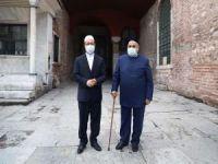 Kafkas Müslümanları İdaresi Başkanı Paşazade'den Diyanet İşleri Başkanı Erbaş'a ziyaret