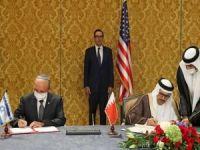 Utanmazlar! Siyonist işgal rejimi ile Bahreyn arasında diplomatik ilişkiler başladı