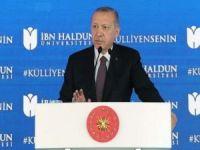 Cumhurbaşkanı Erdoğan: Medeniyet tasavvurumuzu layıkıyla hayata geçiremiyoruz