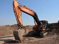 Şanlıurfa'da iki iş makinesi kundaklandı
