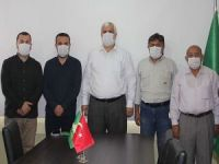 ASİM, HÜDA PAR Adana İl Başkanlığını ziyaret etti
