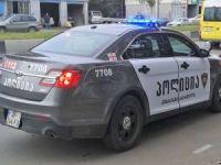 Gürcistan'da bir bankada silahlı soygun