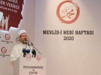 """""""2020 Yılı Mevlid-i Nebi Haftası"""" etkinlikleri tanıtım toplantısı yapıldı"""