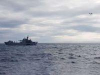 Deniz Kuvvetlerinden atışlı fiili silah eğitimleri
