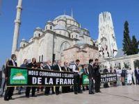 Eşin: Fransa, söz konusu Müslümanlar olunca İslam karşıtı yasalar çıkarıyor