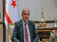 KKTC'de Ersin Tatar Cumhurbaşkanlığı görevine başladı