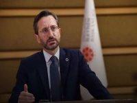 İletişim Başkanı Altun'dan, Avrupa'nın İslam düşmanlığına tepki