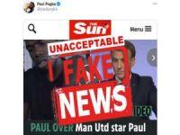 """Fransa Milli Takımını bıraktığı ileri sürülen Paul Pogba'dan yalanlama!"""""""