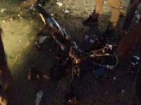 Afrin'de patlama: 2 ölü 10 yaralı