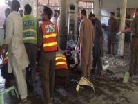 Pakistan'da bir medreseye yapılan bombalı saldırıda en az 7 kişi hayatını kaybetti