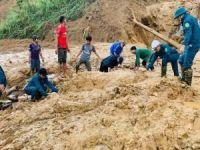 Vietnam'da heyelan: 19 ölü