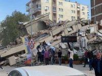 Bakan Soylu, İzmir'deki depremde 6 binanın yıkıldığını açıkladı