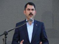 """Bakan Kurum: """"Yusufeli için 2,5 milyon liralık destek ödemeleri yapılacak"""""""
