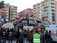 İzmir'deki depremde ölenlerin sayısı 58'e yükseldi