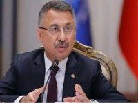 Cumhurbaşkanı Yardımcısı Oktay: Yangınların söndürülmesi için tüm imkanlar seferber edilmiş durumda