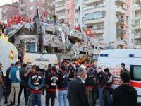 İzmir depreminde hayatını kaybedenlerin sayısı 117'ye yükseldi