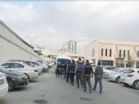 """Mardin merkezli 4 ilde """"joker"""" operasyonunda 10 kişi gözaltına alındı"""