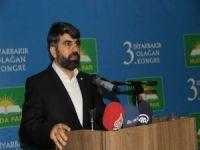 HÜDA PAR Diyarbakır İl Başkanlığına Faruk Dinç seçildi