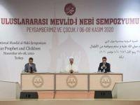 """""""Uluslararası Mevlid-i Nebi Sempozyumu"""" sona erdi"""