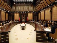 Cumhurbaşkanı Erdoğan, YASED yönetim kurulunu kabul etti