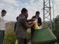 Palu'da çiftçilere 60 ton tohum dağıtıldı