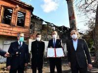 Tarihi Vaniköy Camii restorasyonu için protokol imzalandı