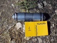 Saldırı hazırlığındaki PKK mensupları bebek bezine sakladıkları bomba ile yakalandılar