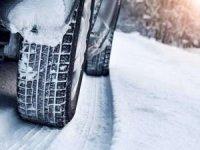 Zorunlu olan kış lastiği uygulaması 1 Aralık'ta başlıyor