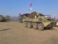 Ermenistan'da görevli bir Rus asker ölü bulundu