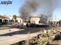 Resulayn'da bomba yüklü araç patladı: 3 ölü, 4 yaralı