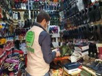 Mardin Umut Kervanından yetimlere kışlık ayakkabı yardımı