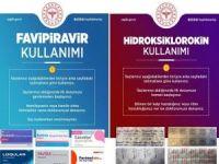 """Sağlık Bakanlığından 81 ile """"doğru ilaç kullanımı"""" broşürü"""