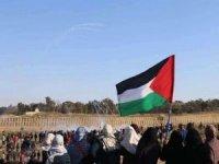 Filistin Halkıyla Uluslararası Dayanışma Günü için Filistin'e destek çağrısı
