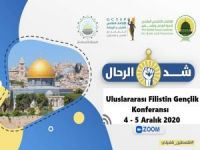 Kudüs ve Filistin'e destek için Uluslararası Gençlik Sempozyumu düzenlenecek