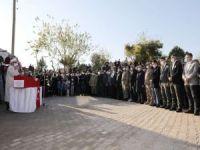 Nusaybinli asker dualarla defnedildi