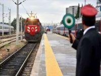 Türkiye'den Çin'e gidecek olan ilk ihracat treni İstanbul'dan yola çıktı